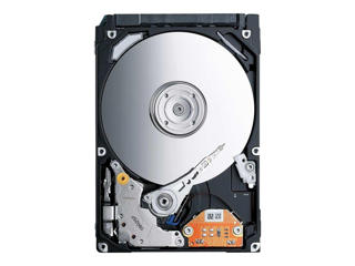Picture of Toshiba MQ01ABD032 - hard drive - 320 GB - SATA 3Gb/s