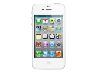 Picture of Apple iPhone 4S - White - 3G 8GB - CDMA / GSM - Smartphone  - Refurbished