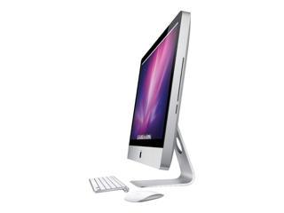"Picture of Apple iMac - Intel Quad Core i5 2.5GHz - 8GB - 500GB - LED 21.5""  - Silver Grade Refurbished"