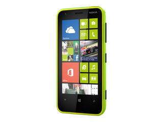 Picture of Nokia Lumia 620 - black - 3G HSPA+ - 8 GB - GSM - smartphone
