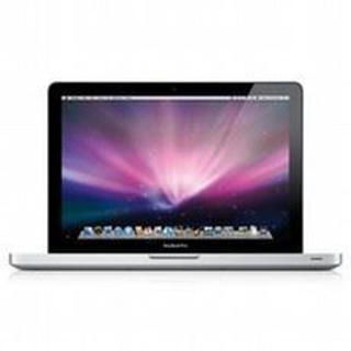 "Picture of Apple MacBook Pro - 15.4"" - Intel Core 2 Duo 2.66GHz - 4GB RAM - 500GB HDD - Silver Grade Refurbished"