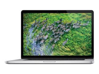 "Picture of Apple MacBook Pro with Retina display - 15.4"" - Intel Quad Core i7 2.6GHz  - 16GB RAM - 256GB Flash Storage - Silver Grade Refurbished"