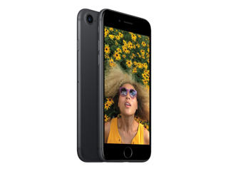 Picture of Apple iPhone 7 - black - 4G LTE, LTE Advanced - 256 GB - GSM - smartphone - Network Unlocked - Gold Grade Refubished