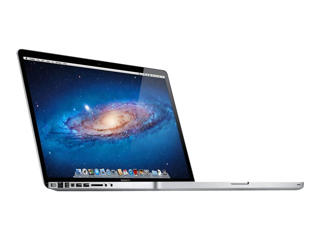 "Picture of Apple MacBook Pro - 15.4"" - Core i7 - 2.2GHz - 4 GB RAM - 500 GB HDD - English - Silver Grade Refurbished"