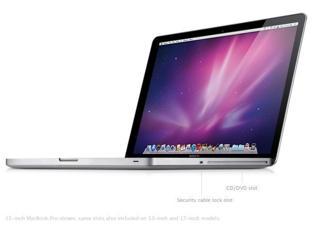 "Picture of Apple MacBook Pro - 15.4"" - Intel Quad Core i7 - 16GB RAM - 500GB HDD - Gold Grade Refurbished"