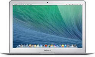 "Picture of Apple MacBook Air - 13.3"" - Intel Core i5 1.3GHz - 4GB RAM - 256GB SSD - Silver Grade Refurbished"