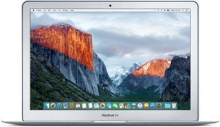 """Picture of Apple MacBook Air - 13"""" - Intel Core i5 1.6GHz - 8GB RAM - 128GB SSD -  Silver Grade Refurbished"""