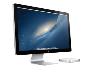 """Picture of Apple LED Cinema Display - LED monitor - 27"""" - Silver Grade Refurbished"""