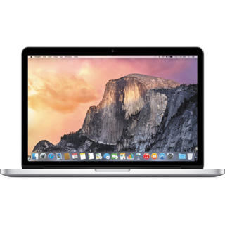 """Picture of Apple MacBook Pro with Retina Display - 15.4"""" - Core i7  2.8GHz- 16GB RAM - 512GB SSD - Gold Grade Refurbished"""