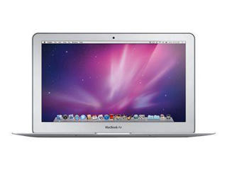 "Picture of Apple MacBook Air - 11.6"" - Intel Core 2 Duo 1.4GHz - 2GB RAM - 128GB SSD -  Silver Grade Refurbished"