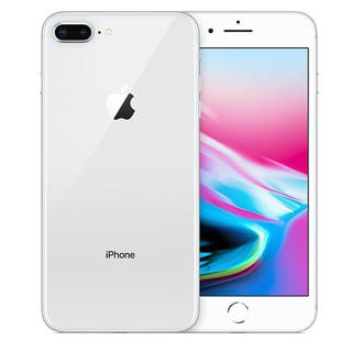 Picture of Apple iPhone 8 Plus - Silver- 4G LTE, LTE Advanced - 64 GB - GSM - smartphone - Gold Grade Refurbished