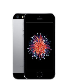 Picture of Apple iPhone SE - Space Grey - 4G LTE - 64GB - CDMA / GSM - Silver Grade Refurbished