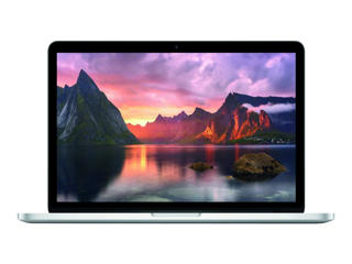 "Picture of Apple MacBook Pro with Retina Display - 13.3"" - Intel Quad Core i5 2.4GHz - 16GB - 256GB SSD - Silver Grade Refurbished"
