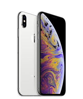 Picture of Apple iPhone XS Max - White - 4G LTE, LTE Advanced - 64 GB - GSM - smartphone -Unlocked - Gold Grade Refurbished