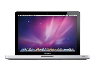 "Picture of Apple MacBook Pro - 13.3"" - Intel Core 2 Duo 2.66GHz - 4GB RAM - 320GB HDD - Silver Grade Refurbished"