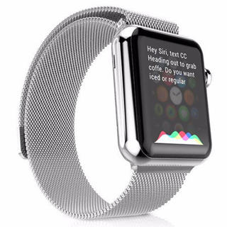 Picture of Apple Watch Original - Stainless Steel - Smart Watch - Milanese Band