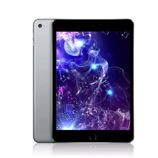 "Picture of Apple iPad Mini 4th Gen Wi-Fi - Tablet - 128GB - 7.9"" - Silver Grade Refurbished"