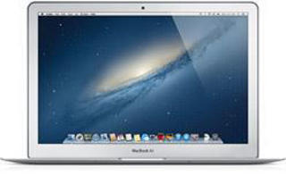 """Picture of Apple MacBook Air - 13.3"""" - Intel Core i5 1.8GHz - 8GB RAM - 128GB SSD - Silver Grade Refurbished"""