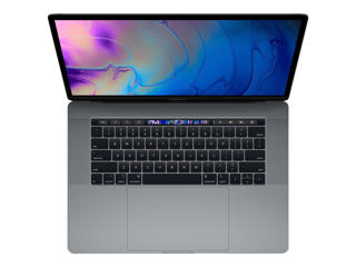 "Picture of Apple MacBook Pro with Touch Bar - 15.4"" - Core i7 2.6GHz - 32GB RAM - 512 GB SSD - Gold Grade Refurbished"