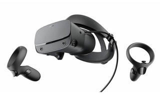 Picture of Oculus Rift  S - 3D virtual reality headset 2X Touch controllers - Gold Grade Refurbished