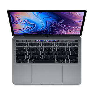 "Picture of Apple MacBook Pro with Touch Bar - 13.3"" - Core i5 3.1GHz - 8 GB RAM - 256 GB flash storage - English - Gold Grade Refurbished"