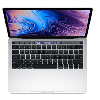 "Picture of Apple MacBook Pro with Touch Bar - 13.3"" - Core i5 3.1GHz- 8 GB RAM - 512 GB flash storage - English - Silver Grade Refurbished"