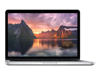 """Picture of Apple MacBook Pro with Retina Display - 13.3"""" - Core i5 - 16GB RAM - 1TB SSD Silver Grade Refurbished"""