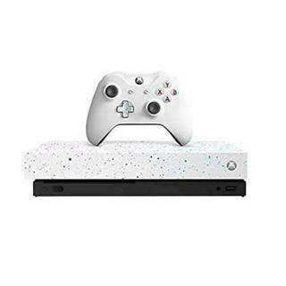 Picture of XBox One  X -  1TB  Hyperspace special edition console- Gold grade