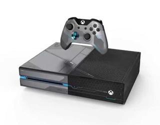 Picture of XBox One  -  1TB - Ltd Halo 5 edition- 1TB -Gold grade