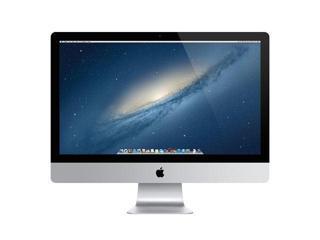 "Picture of Apple iMac - Intel Quad Core i5 3.2GHz - 24GB - 1TB Fusion - LED 27"" Silver Grade Refurbished"