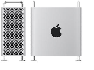 Picture of Apple Mac Pro - Intel Xeon 8 Cores - 3.5GHz - 32GB - 1TB SSD - Gold Grade Refurbished
