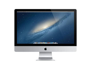 """Picture of Apple iMac - Intel Quad Core i5 3.2GHz - 24GB - 1TB HDD - LED 27""""- Gold Grade Refurbished"""